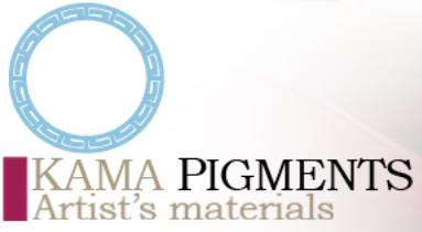 Kama Pigments - Artist Materials