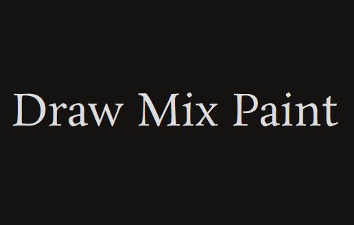 Draw Mix Paint